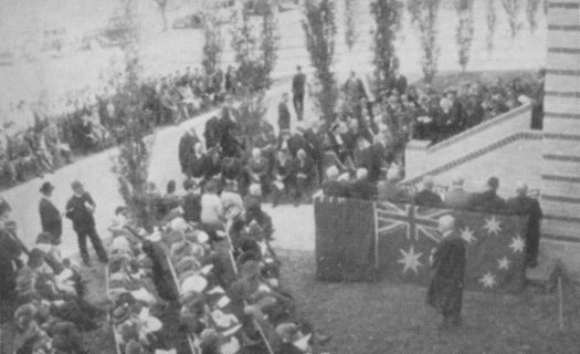 Inauguration_1938_archives