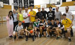 Manton_Dodgeball_Service Learning