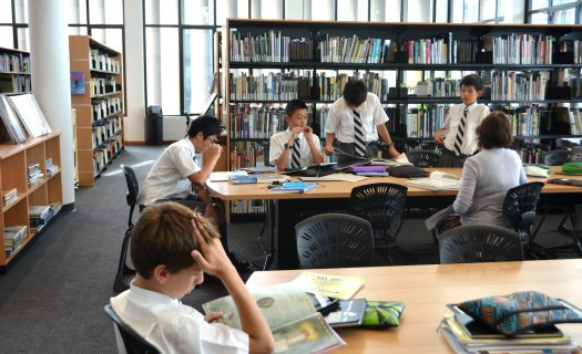 Year 7 Library