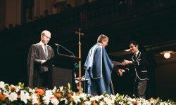 Prize Giving Handshake Headmaster