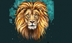 A banner image of a lion accompanies the article 'The Essence of Easter'