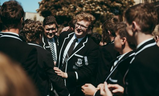 Class of 2019 Valedictory Day