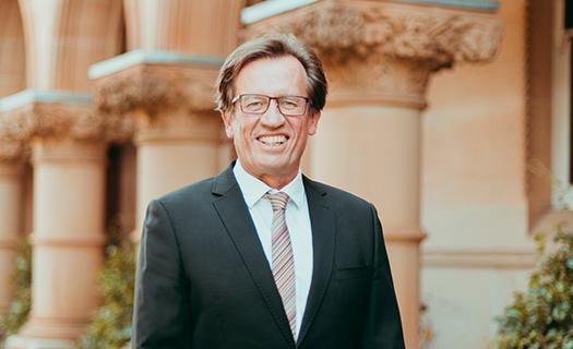 David Smyth, College Council member