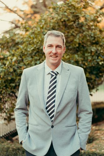 Xavier Gargan Head of Boarding at Newington College